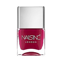 Nails Inc. - Piccadilly glossy cerise nail polish 14ml