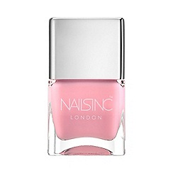 Nails Inc. - South Molton french manicure pink nail polish
