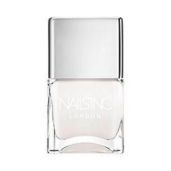 Nails Inc. - Floral Street brilliant white nail polish