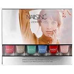 Nails Inc. - Mini Gel Effect Collection