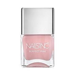 Nails Inc. - Perfect Pink Petticoat Lane nail polish