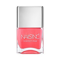 Nails Inc. - Perfect Pink Rose Street nail polish