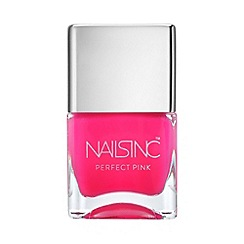Nails Inc. - Perfect Pink Elm Park Gardens nail polish