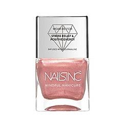 Nails Inc. - 'The Mindful Manicure And Breathe' nail polish