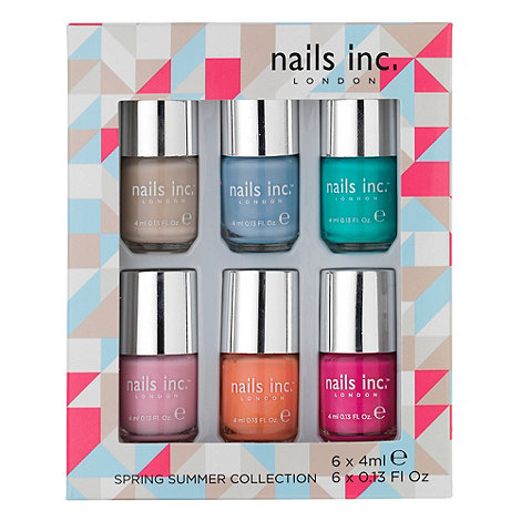 Nails Inc. - Spring Summer Collection ml