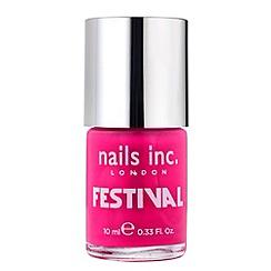 Nails Inc. - Nails inc Sloane Street Festival polish 10ml