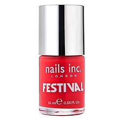 Nails Inc. - Nails inc Hyde Park Festival polish 10ml