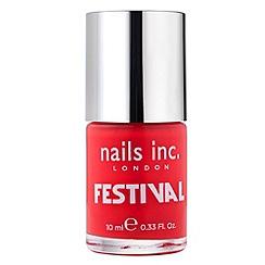 Nails Inc. - Nails inc Hyde Park Festival polish 10ml