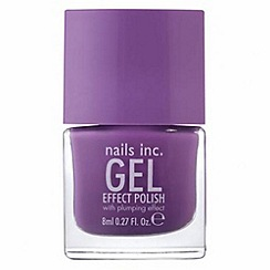 Nails Inc. - Nails inc Lexington Gardens Gel Effect polish 8ml