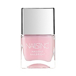 Nails Inc. - 'NailKale' Chelsea Embankment Mews nail polish 14ml