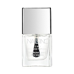Nails Inc. - 2 in 1 base and top coat 5ml