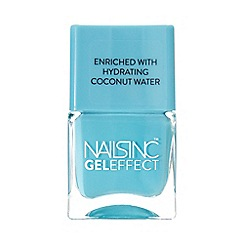Nails Inc. - Coconut brights gel effect collection - Portobello Terrace