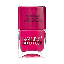 Nails Inc. - Coconut brights gel effect collection - Chelsea Grove