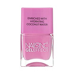 Nails Inc. - Coconut brights gel effect collection - Soho Gardens