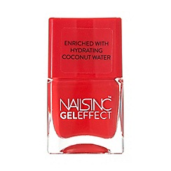 Nails Inc. - Coconut brights gel effect collection - Charlotte Villas