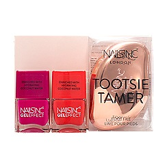 Nails Inc. - 'Sole Survivor Pedicure Collection with two Gel Effect Polishes' gift set