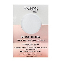 Nails Inc. - 'Rose Glow' youth boosting peel off mask 10ml