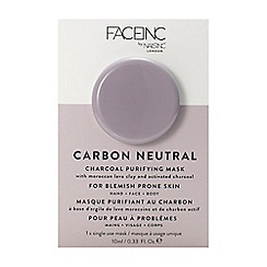 Nails Inc. - 'Carbon Neutral' charcoal purifying mask 10ml