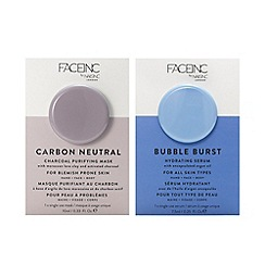 Nails Inc. - 'Carbon Neutral and Bubble Burst Pod' mask duo 10ml