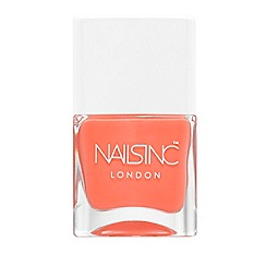 Nails Inc. - 'Rainbow Riot - Coral Club' nail polish 14ml