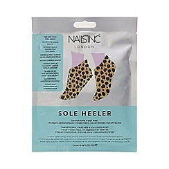 Nails Inc. - 'Sole Heeler' foot mask 20ml