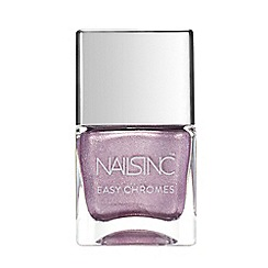 Nails Inc. - 'Easy Chrome' metal morphosis nail polish 14ml