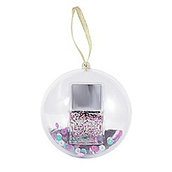 Nails Inc. - 'Sparkle All Way' nail polish bauble 14ml