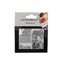GelTouch - Gel art kit silver