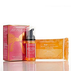 Ole Henriksen - The Clean Truth Cleansing Duo Gift Set  - Worth £12