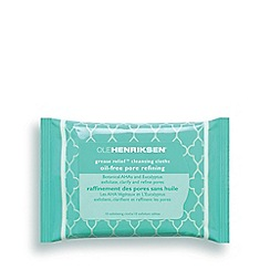 Ole Henriksen - 'Grease Relief' make up remover 10 cloths