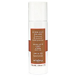 Sisley - Super Soin Solaire Summer Body Oil SPF15