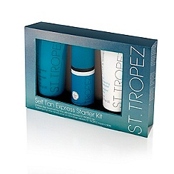 St Tropez - Self Tan Express Starter Kit