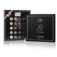 Laura Geller - 20 Shades of Shadow Christmas gift set