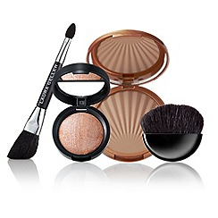 Laura Geller - 'Bronze-n-Glow' 4 piece face collection gift set