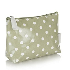 Victoria Green - Debenhams Exclusive: Southwold Spot Every day Make Up Bag