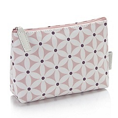 Victoria Green - Debenhams Exclusive: Starflower Print Every Day Makeup Bag