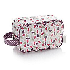 Victoria Green - Debenhams Exclusive: Coniston Print Cosmetics Pouch