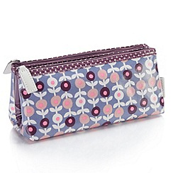 Victoria Green - Debenhams Exclusive: Lorton Print Fold Over Case