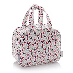 Victoria Green - Debenhams Exclusive: Coniston Print Hanging Bowling Bag