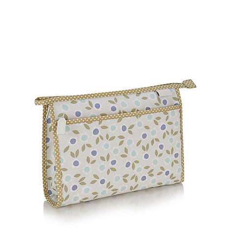 Victoria Green - Mia wash bag