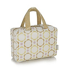 Victoria Green - 'Bailey' print traveller bag