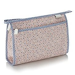 Victoria Green - 'Celia Blush' wash bag
