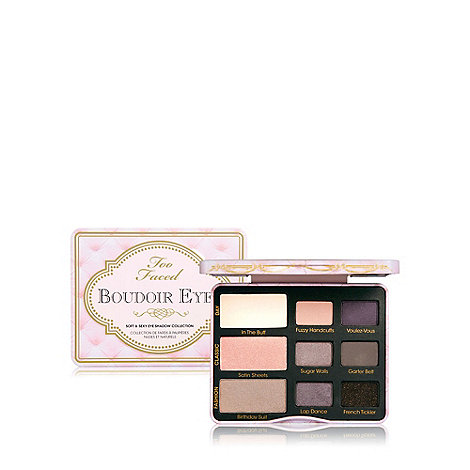 Too Faced - +Boudoir+ eyes palette