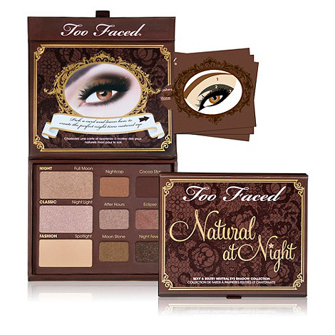 Too Faced - Natural at Night Eye Palette