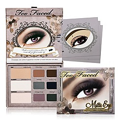 Too Faced - Matte Eye Palette