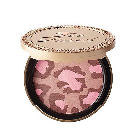 Too Faced - +Pink Leopard+ bronzer 7.5g