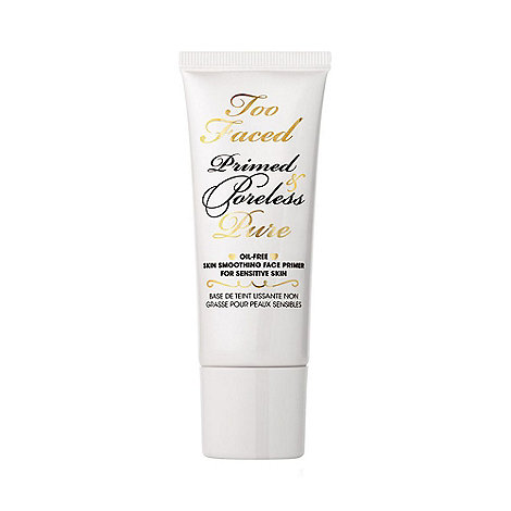 Too Faced - Primed & Poreless Face Primer Loose Powder