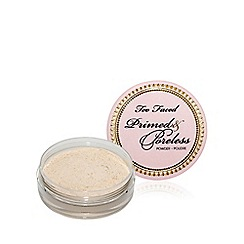 Too Faced - Primed & Poreless Face Primer Pure