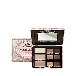 Too Faced - Natural eye shadow collection