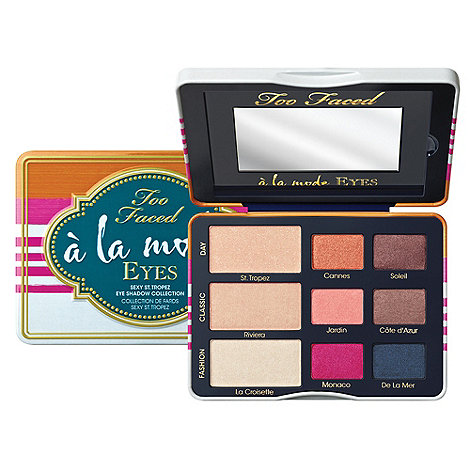 Too Faced - +A La Mode+ eye shadow palette 11g